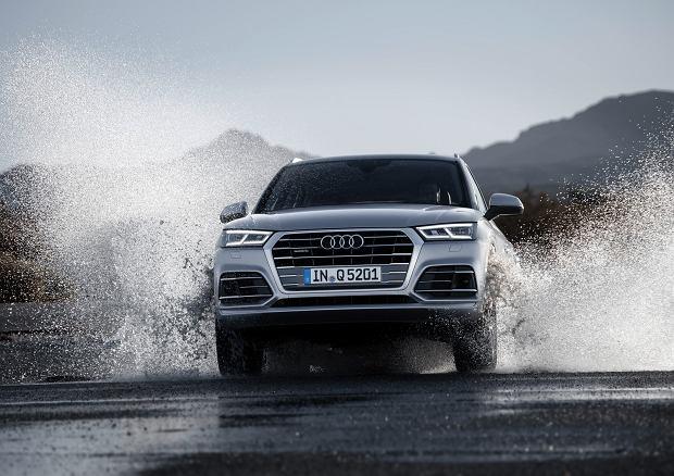 Audi Q5 | Ceny w Polsce | Najtańszy z wielkiej trójki