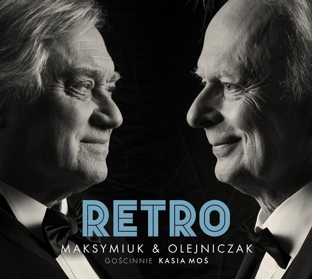 'Retro' - płyta Janusza Olejniczaka i Jerzego Maksymiuka /
