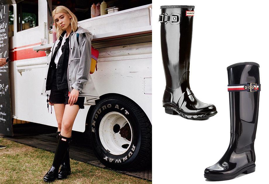 Kalosze - modne buty na festiwal