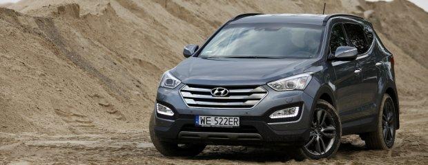 Hyundai Santa Fe 2.2 CRDi 4WD   Test   Cena wygody