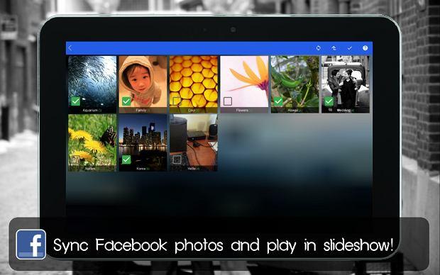 Aplikacja Social Frame (Photo Frame)
