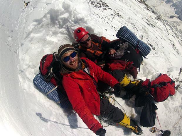 Zdjęcie numer 29 w galerii - Sen o Nanga Parbat trwa. Mackiewicz i Klonowski wracają w Himalaje. ''Zbiórka pieniędzy pokazała, że ludzie tęsknią za wolnością'' [WYWIAD]