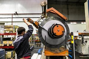 Produkcja przemysłowa rośnie najmocniej od pół roku. Ale ekonomiści studzą emocje: dalej nie będzie tak dobrze