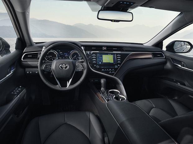 Toyota Camry 2019 Cennik Mocna Hybryda Za 139 900 Zl