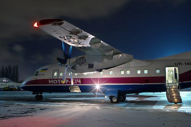 Motor-Sicz to spółka z Zaporoża, która przejęła poradzieckie technologie i linie produkcyjne silników lotniczych. Dziś jest ich największym producentem na obszarze byłego ZSRR. Poza tym modernizuje posowiecki sprzęt jak ten An-140