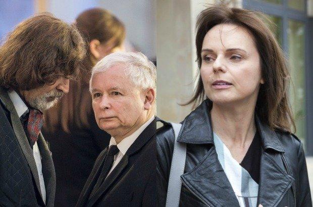 Jan Maria Tomaszewski i Jaros�aw Kaczy�ski / Beata Fido