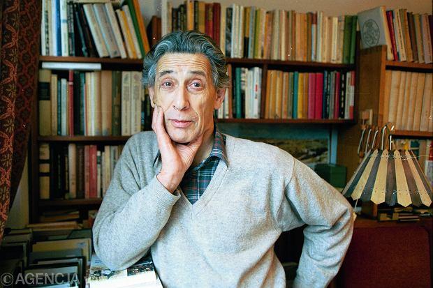 Jerzy Jedlicki, 1996 r.