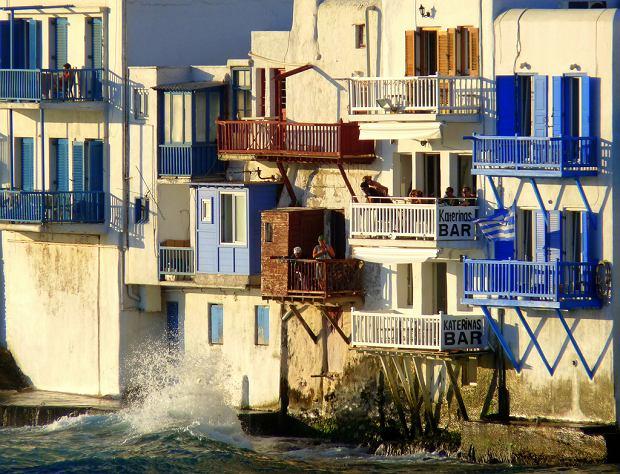 Mykonos - Mała Wenecja / Flickr.com / lo.tangelini