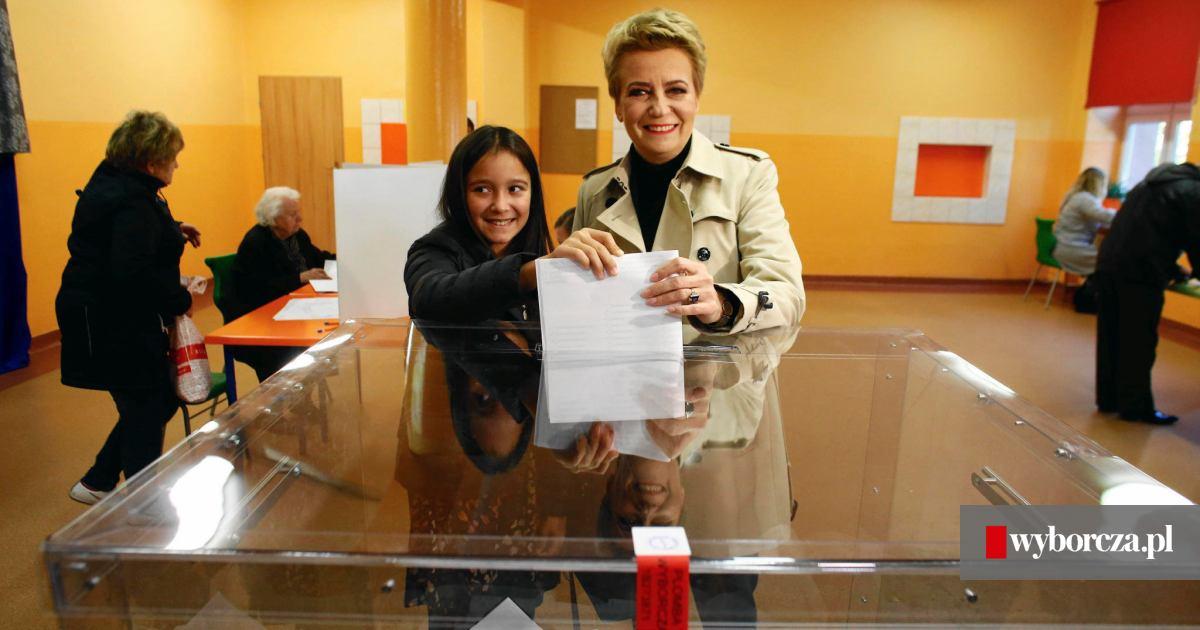 Wybory polsce kto wygral celebrity