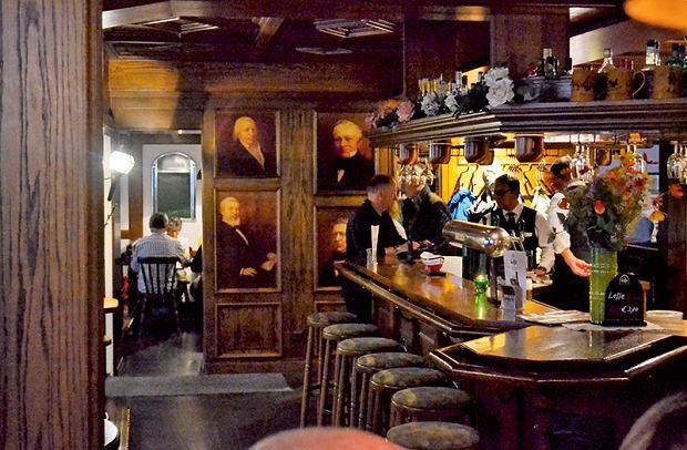 Brema, restauracja Beck's