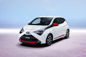 Nowa Toyota Aygo - premiera już w Genewie