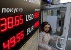 Rubel i gie�da w Moskwie ci�gle w odwrocie