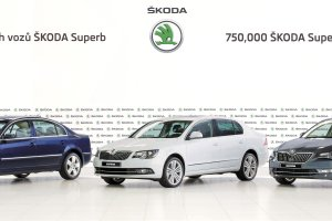 Skoda Superb | Dużo, dużo Superbów