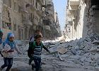 Siedmiolatka z Aleppo: Chowam się za łóżkiem, niech ktoś mnie uratuje