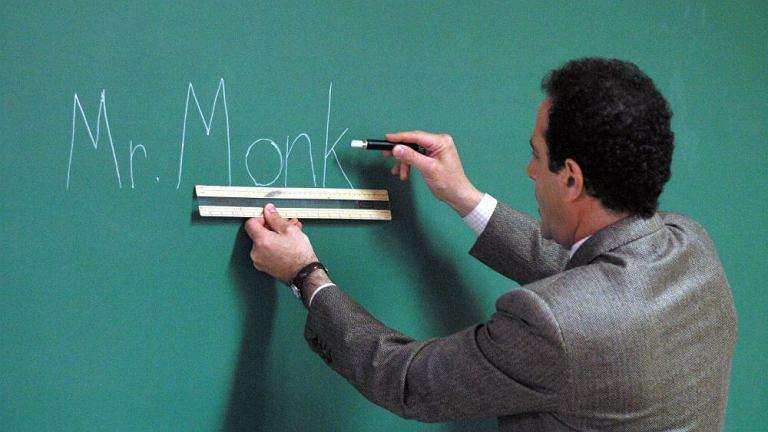 Detektyw Monk S2