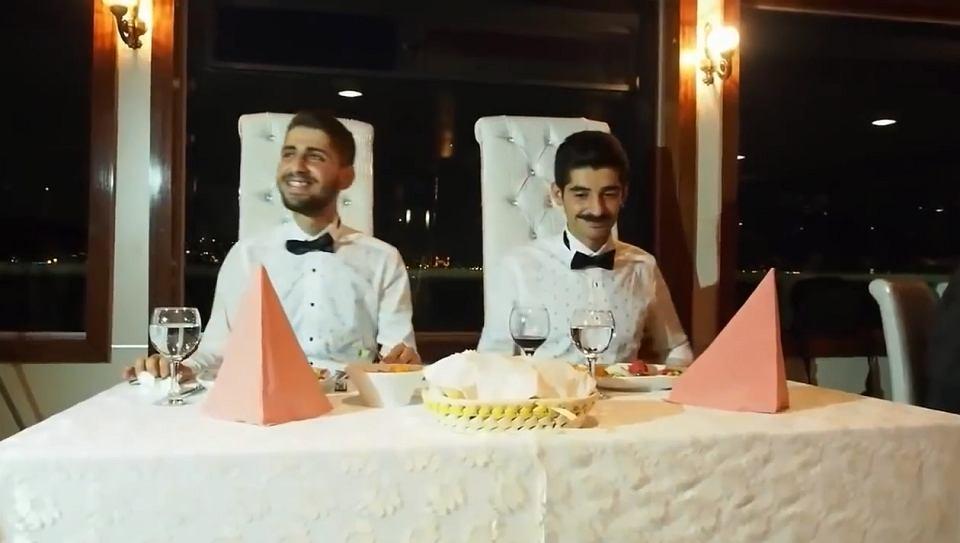 Pierwszy ślub Gejów W Turcji Przysięga Miłości I Groźby Zabójstwa