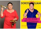 Dorota Wellman modelk�: sk�d ten pomys� i co z niego wysz�o?