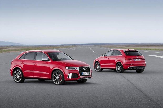 Audi Q3 po faceliftingu | Powiew �wie�o�ci w wa�nej klasie