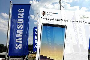 Poznaliśmy wygląd nowego Galaxy Note 8