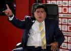 Diego Maradona b�dzie kandydowa� na prezydenta FIFA!