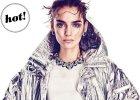 """Zuza Bijoch w sesji dla """"Vogue Japan"""" błyszczy...I to dosłownie! Czy zdjęcia polskiej modelki są lepsze niż okładka?"""