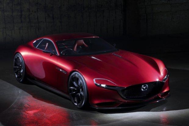 Salon Tokio 2015 | Mazda RX-VISION | Rotacyjna przysz�o��
