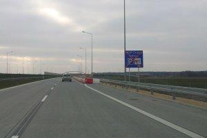 Droga ekspresowa S8 bez postoj�w i stacji benzynowych