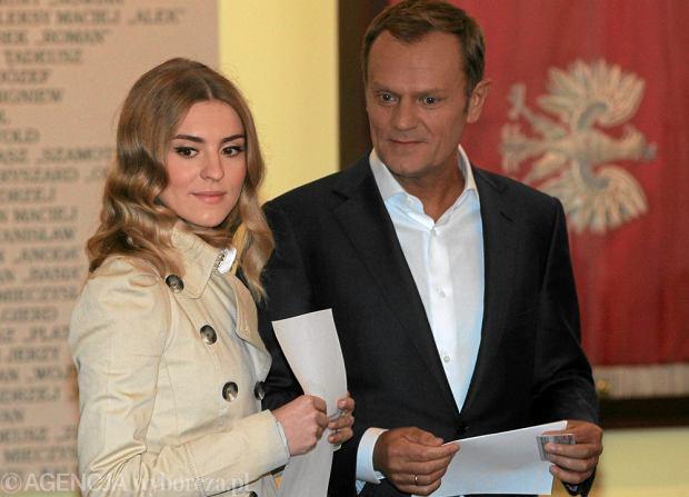 Tusk: Po�yczki niemieckiej i ci��y c�rki nie by�o