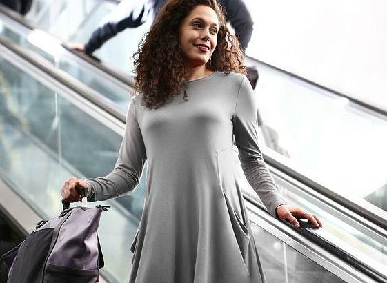 c85c1df8f3 Sukienki dresowe - wygodne ubranie na co dzień