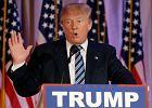 """Trump obra�a Clinton: """"Jest k�amczuch� �wiatowej klasy, najbardziej skorumpowan� osob�"""""""