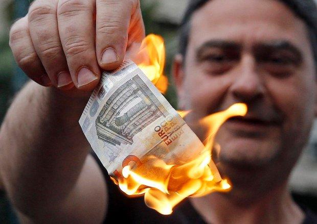 Grecy bez banków. Ateny o krok od rozwodu z Brukselą