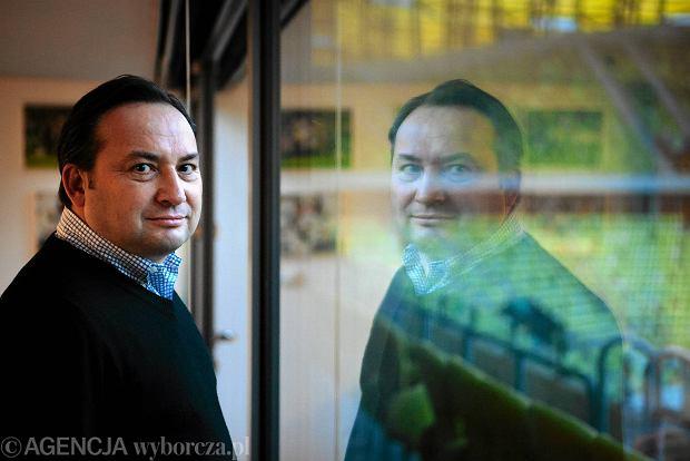 Zdjęcie numer 2 w galerii - Adam Mandziara, prezes Lechii Gdańsk: Liga Mistrzów? Myślimy. Ale jeszcze nie teraz