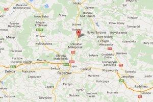 Podkarpackie: w domu pomocy społecznej wybuchł pożar. 4 osoby nie żyją, 16 trafiło do szpitali