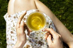 Czy w okresie ciąży możemy pić zieloną herbatę?