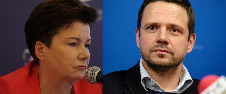 Rafał Trzaskowski ma 2 mln zł majątku. Przy Hannie Gronkiewicz-Waltz jest jednak ubogim krewnym