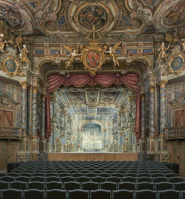 Opera Margrabiów w Bayreuth