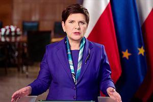 """Premier w orędziu ostro krytykuje Unię i informuje: Przygotowaliśmy """"deklarację warszawską"""""""