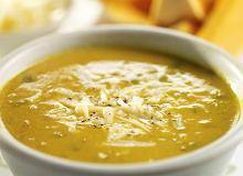 Kremowa zupa z dyni z papryką i kukurydzą - ugotuj