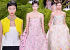 Christian Dior by Raf Simons - kolekcja Haute Couture SS 2013 [ZDJĘCIA]