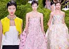 Christian Dior by Raf Simons - kolekcja Haute Couture SS 2013 [ZDJ�CIA]