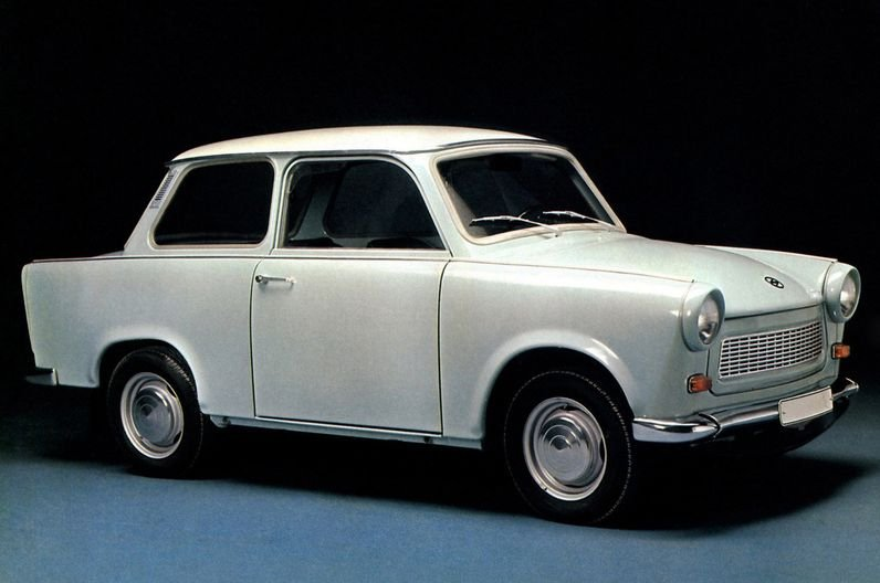 Trabant 601 z 1963