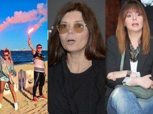 Natalia Siwiec, Dorota Wr�blewska, Karolina Korwin-Piotrowska