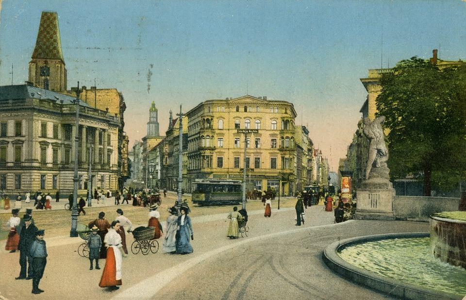Wrocław w pierwszej dekadzie XX w.