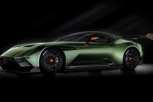 Salon Genewa 2015   Aston Martin Vulcan   Erupcja coraz bli�ej