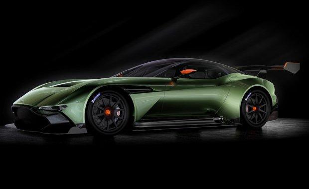 Salon Genewa 2015 | Aston Martin Vulcan | Erupcja coraz bli�ej