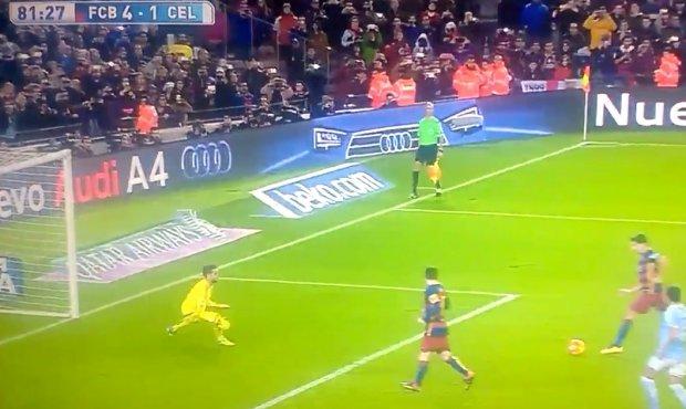 Messi, Suarez i niesamowity rzut karny