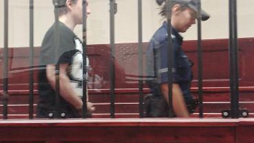 Rozprawa Kamila M. w Sądzie Okręgowym w Świdnicy
