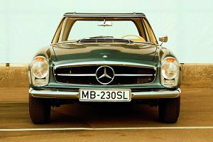 50 lat Mercedesa W113 Pagoda