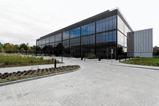 Warszawa. Najbardziej zaawansowane laboratorium naukowe w Polsce CEZAMAT
