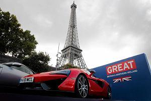 Paryski Salon Samochodowy - mieszanka marzeń, rywalizacji i inwencji